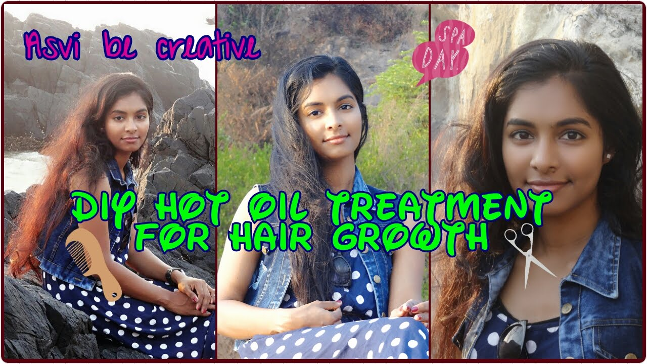 Diy Hot Oil Treatment For Hair Growth How To Tame Frizzy India You