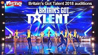 Baixar Cali Swing Salsa Group  Auditions Britain's Got Talent 2018 BGT S12E02