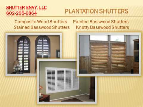 Shutter Envy - Introduction