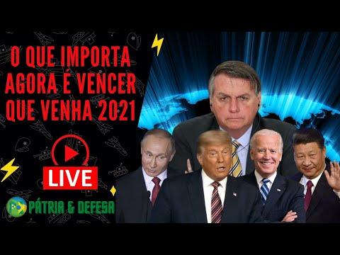2021 - O Que Importa Agora É Vencer - Última Live do Ano