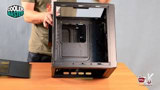 Carcase De Top - Cooler Master - Pc Garage Tv Ep 40