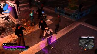 inFAMOUS Second Son Good Karma Neon Free roam