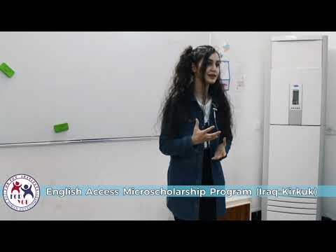 A Presentation about (Fortnite) English Access Micro-scholarship Program (iraq-Kirkuk)