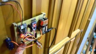 Дверной замок RFID Arduino