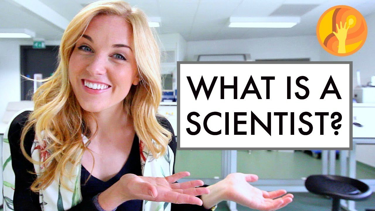 What is a Scientist? | Maddie Moate