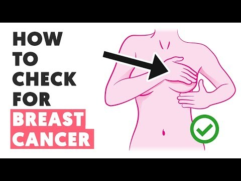 4 Steps to Checking For Breast Cancer Symptoms