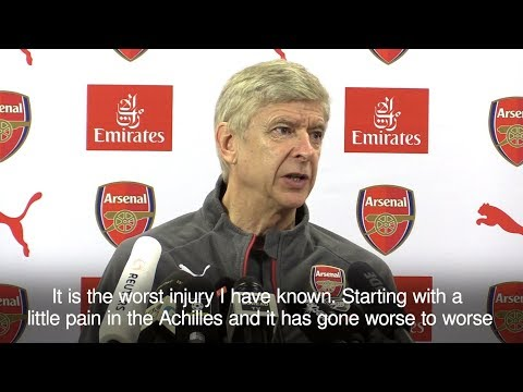 Arsene Wenger - 'Santi Cazorla's Injury Is The Worst I Have Ever Seen'