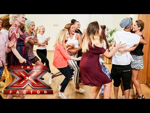 Find out which category each Judge is looking after - The X Factor UK 2014
