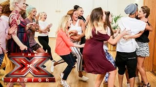 Find out which category each Judge is looking after - The X Factor UK 2014 thumbnail