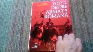 "Despre ""Totul despre armata romana"", de Adrian Goldsworthy"
