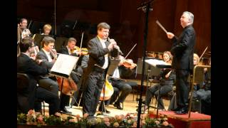 Győr Philharmonic Orchestra  W.A.Mozart - Oboe Concerto in C Major K 314 - 3. movement