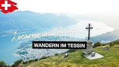 Wandern im Tessin ☀️🌴 Ticino Trip in die Locarno und Ascona Region🇨🇭