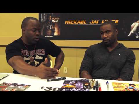 #KUNGFULIFE Interview with MICHAEL JAI WHITE
