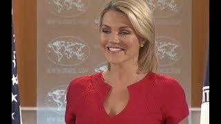 WATCH: US State Department URGENT Press Briefing on North Korea, Kim Jong Un, Cuba and Venezuela