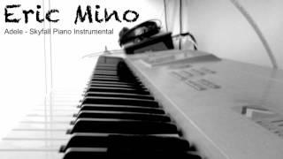 Adele - Skyfall (Eric Mino Piano Instrumental)