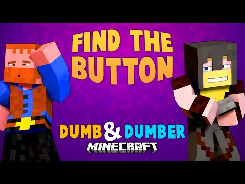 Minecraft: Dumb & Dumber ★ Find the Button (Part 1)