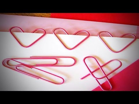 Cool Tricks With Paper Clips 💥 Paper Clip Life Hacks [Life Hacks]