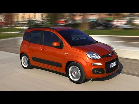 new fiat panda video review by youtube. Black Bedroom Furniture Sets. Home Design Ideas
