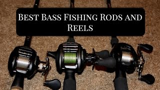 pairing rods reels frogs jigs and crankbaits