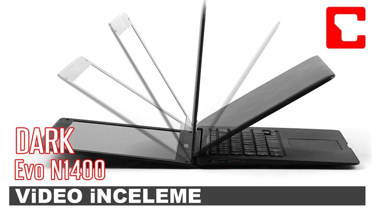 2e7409a8eb8d2 Dark Evo N1400 İncelemesi - Uygun fiyatlı dizüstü bilgisayar - YouTube