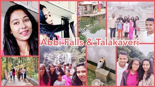 #Vlog  #AbbiFalls #Talakaveri | Coorg | Karnataka Trip | How to apply Livon Hair Serum | Asha
