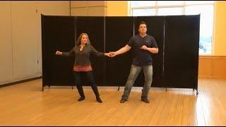 Herndon Social Dancers - 10-14-18 - WCS - Fluid Motion