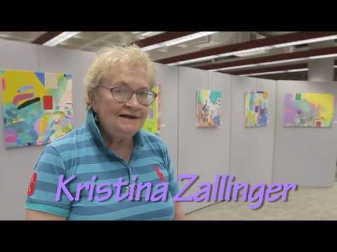 Kristina Zallinger - Welcome to the Show - Art Show 2013