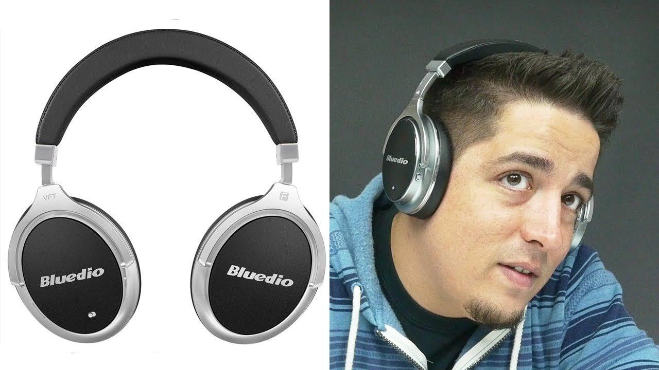 e38c3759e12 Bluedio F2 Faith Wireless Headphones - YouTube