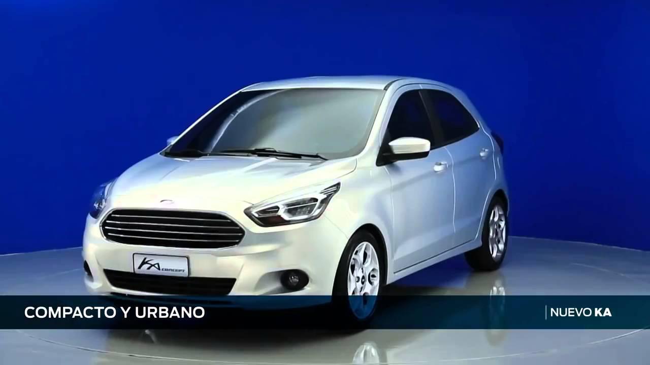 Nuevo Ford Ka Trich