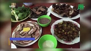 Hai anh em ruột tử vong sau bữa thịt chó | VTC14