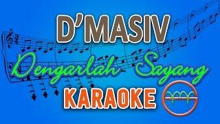D'Masiv - Dengarlah Sayang (Karaoke Instrumental Tanpa Vokal) by GMusic