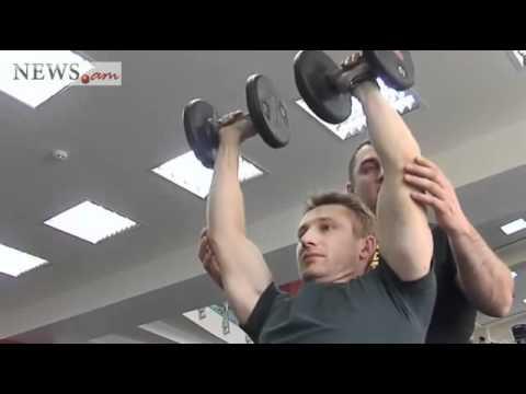 Gold's Gym Yerevan - ֆիթնես բոլորի համար