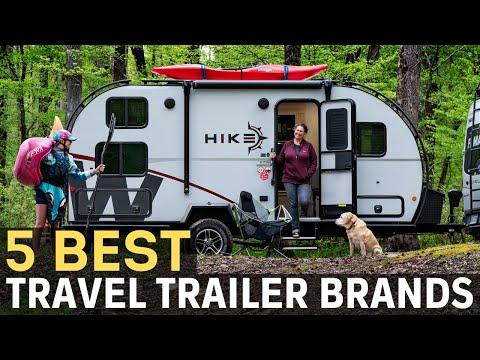 5 Best Travel Trailer Brands in 2021