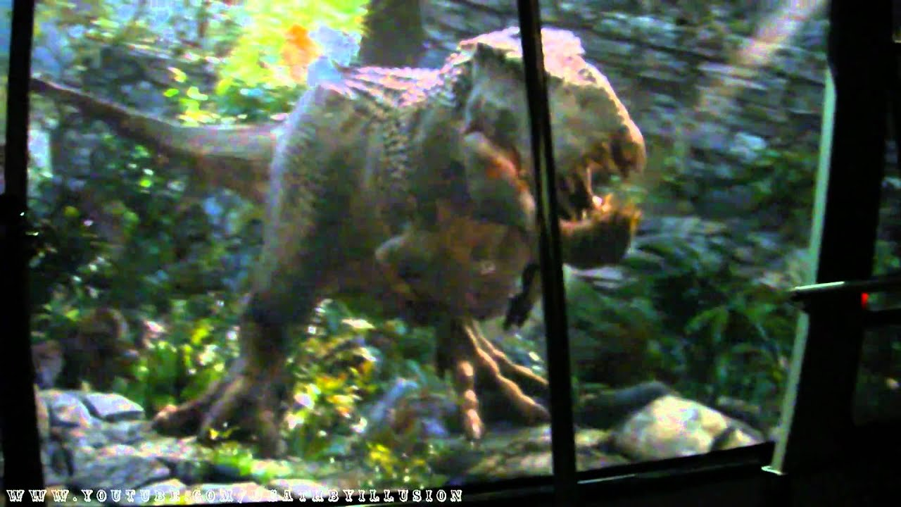 King Kong 360 3d Universal Studios Hollywood King Kong 360 3D (HD E...