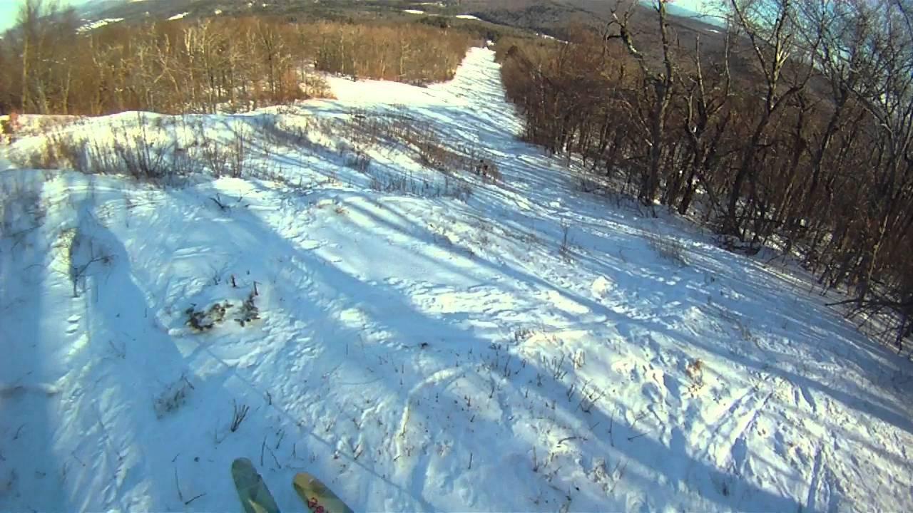 Timber Ridgeglebe Mountain Backcountry Skiing 1 24 16 Youtube