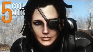 5 Cool Mods - Episode 42 - Fallout 4 Mods PC Xbox One