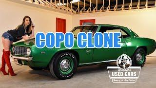 COPO Camaro - Rabbit's Used Cars