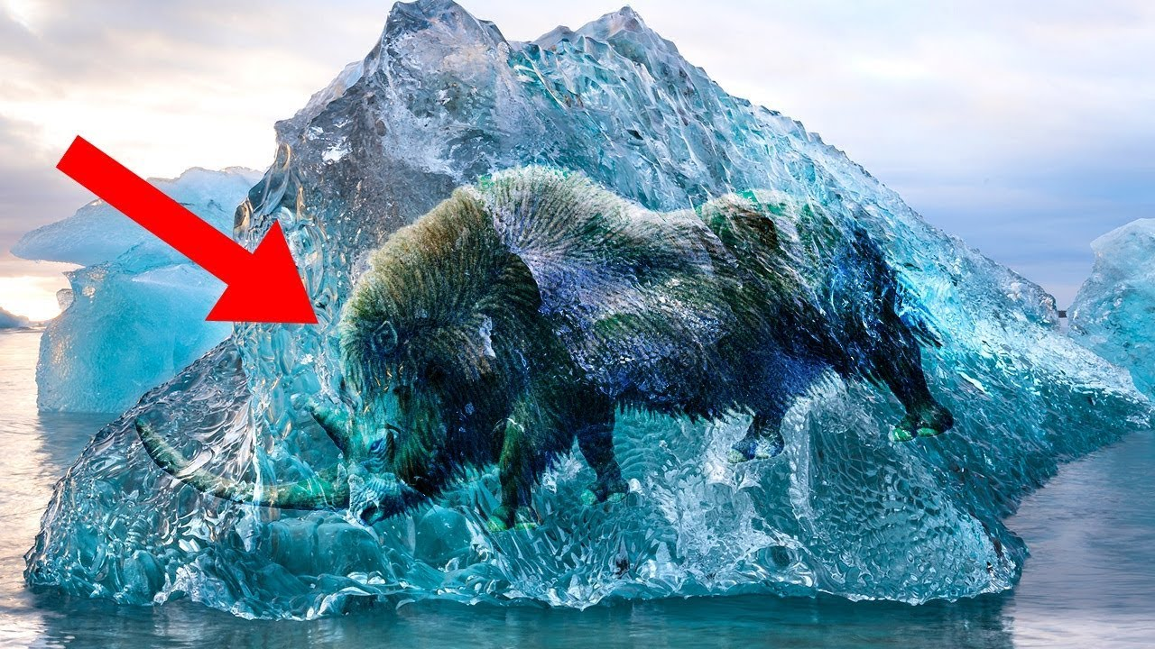 It's just an image of Dramatic Ice Age Pictures
