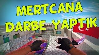 MERTCAN'A DARBE YAPTIK CS:GO JAİLBREAK !!