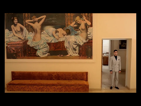 Lines in The Conformist - A Video Essay
