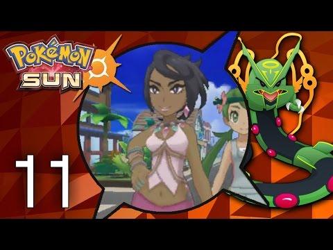 Pokemon Sun Playthrough with Chaos part 11: On to Akala Island