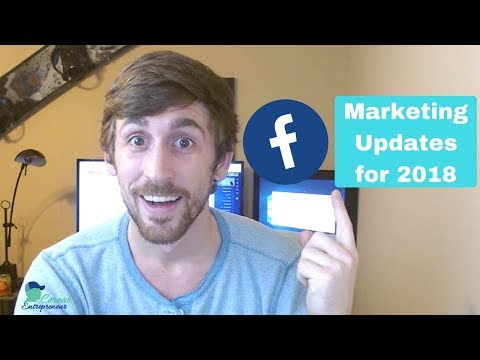 Facebook Marketing Changes You NEED to Know in 2018