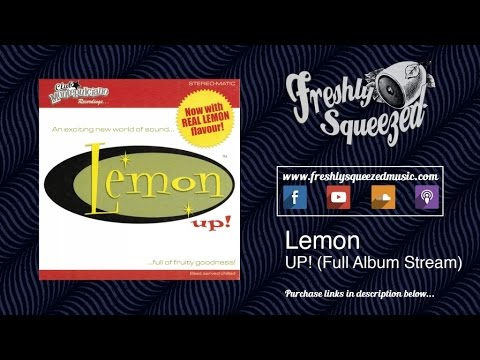 Vintage Remix - Lemon - Lemon Up! (Full Album Playlist)