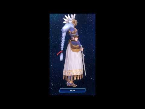 スターオーシャン:アナムネシス(Star Ocean: Anamnesis) Lenneth Valkyrie