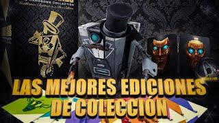 TOP 5 Ediciones Coleccionista en Videojuegos I Fedelobo