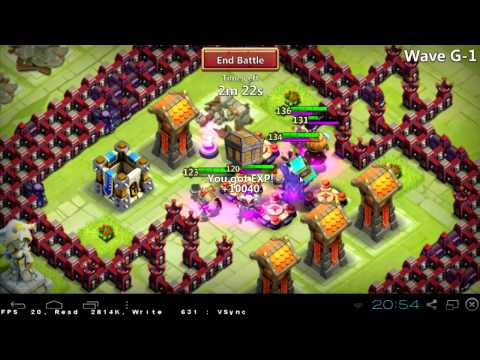 #038 Death Box With HBM G & News! - Castle Clash