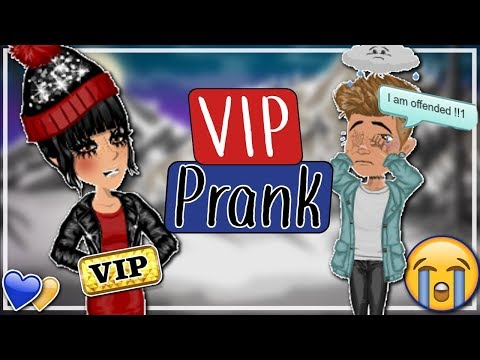 VIP Ticket Prank! Hilarious 😂😅 | Lucky Lily MSP