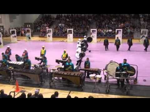 Robert F. Kennedy High School Drumline 04-23-16