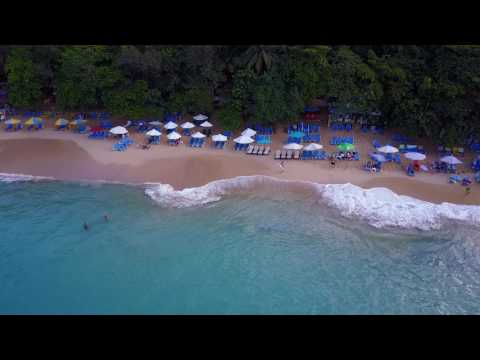 DJI Mavic Drone in Dominican Republic