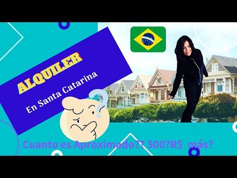 Venezolanos em Brasil Santa Catarina tema I Alquiler